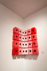 Presencias, 2013. Museo Anton (Candas, Asturias)Pic by Jaider Lozano