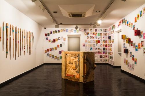 Presencias 2013. Museo Anton (candas, Asturias)Pic by Jaider Lozano